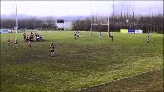 Ely v Saffron Walden under 15s - part 1