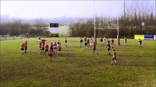 Ely v Saffron Walden under 15s part 3