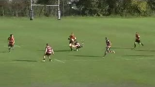 Darryl Edwards Try 1 vs AK 3rds