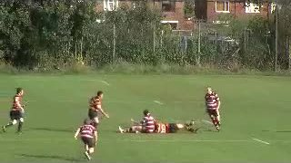 James Brennan Try 1 vs AK