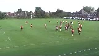 Stevie Lyons Try 2 vs AK