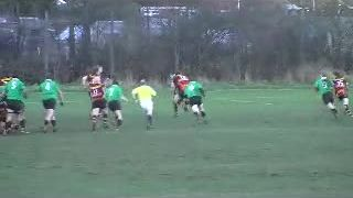 1s v Thornton Cleveleys Jan 2014