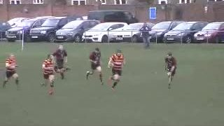 Moor 3s vs Marple Highlights