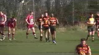 1st XV vs Hawcoat Park Highlights