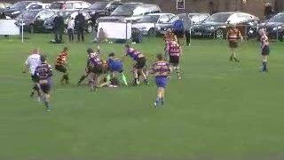 2nd XV v Dukinfield 3rds