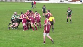 Lion's scores against York in NY Trophy Final