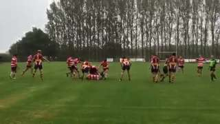 CRFC 1st XV vs Dartfordians (Sept 16)