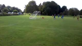 Goal against Loddon Sports (2-1)