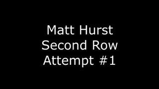 Passing Challenge 7 - Matt Hurst