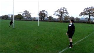 Passing Challenge 8 - Kyle Mitchell