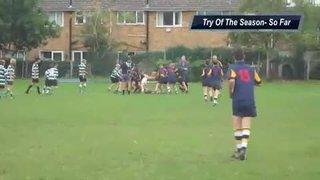 Under 14s Ellingham & Ringwood v Tottonians