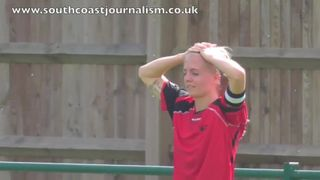 FA Cup Team Solent v Fleet Town heighlights