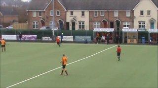 Mossley vs NICS J.Robinson Goal 1