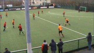 Mossley vs NICS J.Robinson Goal 2