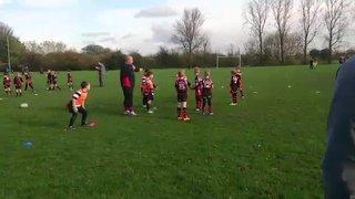 Under 8s V Ashton on Mersey - Finlay Jones