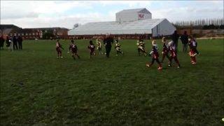 Reece Stubbs Try V Helsby 01.02.15