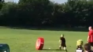 Tackle tubes with the U8s