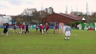 Cheadle Hulme v Nottingham Lacrosse Club 2013 (cup)