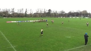 Titterington Try vs Portsmouth