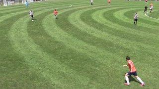 Haven v Luton goal