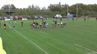 Avonmouth OB's 1st xv Vs Cullompton RFC