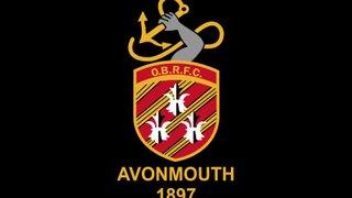 Craig Britton try Vs Drybrook RFC