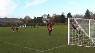 Highlights of U8A vs. Foxton Dynamo on 13 Nov 2010