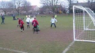 29 Jan 2011: SASS U8-A vs. Spartak 78