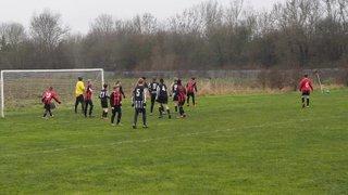 U12 v Scot FC - Sam's goal