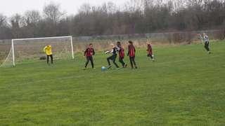 U12 v Scot FC - Kyle's goal