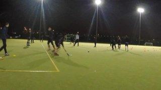 Men's training - 14 January 2015