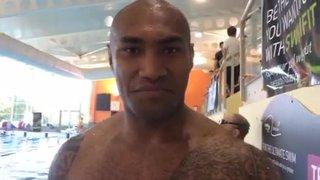 Good Luck from Fijian Nemani Nadolo