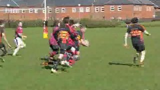 Chad scores for Thornton-Cleveleys 2nds vs Blackpool 2nds
