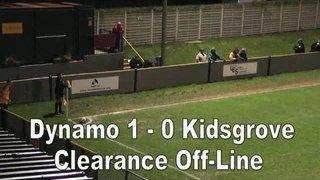 Loughborough Dynamo 2 - 1 Kidsgrove Athletic