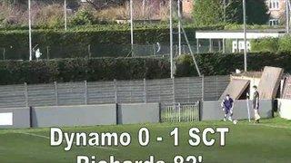 Loughborough Dynamo 2 - 1 SCT