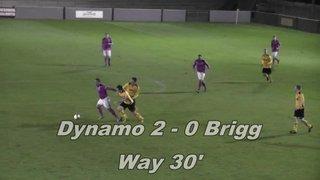 Dynamo 9 - 0 Brigg