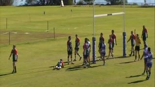 3rds vs Wanneroo Round 12 July 2012