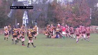 Leigh 2nd v Wirral 2nd