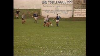 Fraserburgh 3 v Vale of Leithen 1, Scottish Cup 8th Dec 1990