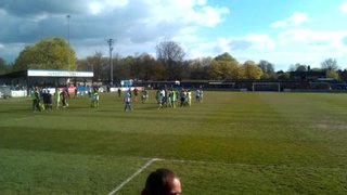 The Day We Won the Southern League Take 1