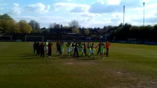 The Day We Won the Southern League Take 2