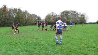 U17 Charlie rounds of team try at Haywards Heath