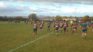 Widden v BP U14 - Owen scores try 2