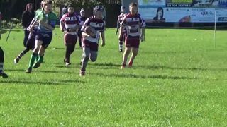 Under 12 passing try