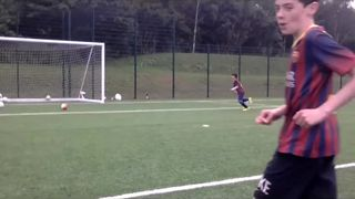 churwell lions crossbar challange 13/14