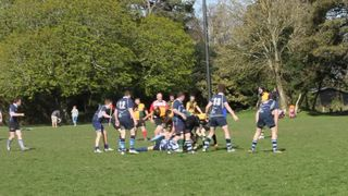 Chichester 4 vs Barns Green on 11th April 2015