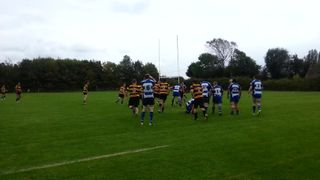 30 secs of Leigh 3rds v Sale 3rds  20.09.14