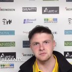 UCC TV Player interview - Dave Williams