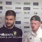 UCC TV Player Interview - Matt Ingram/Jay Williams
