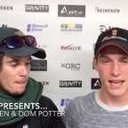 UCC TV Player Interview - Matt Owen/Dom Potter 6th Aug '16